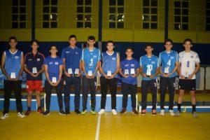 Centroamericano Sub-21 de Voleibol 2017: premios individuales