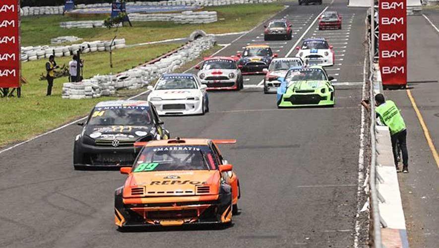 Quinta Fecha del Campeonato Nacional de Automovilismo | Octubre 2017