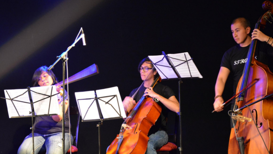 Concierto de Quinteto Strauss en La Casona | Septiembre 2017