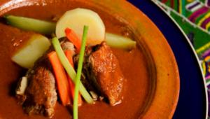 Cena de Recados Guatemaltecos en Saberico | Septiembre 2017