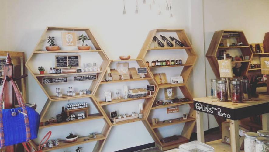 Bazar de productos artesanales en Siento 8 Ecología Local | Septiembre 2017