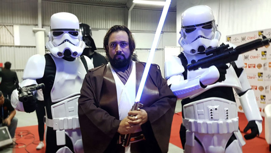 Fin de semana de Star Wars | Octubre 2017