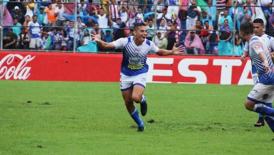 Partido de Suchitepéquez y Malacateco por el Torneo Apertura   Octubre 2017