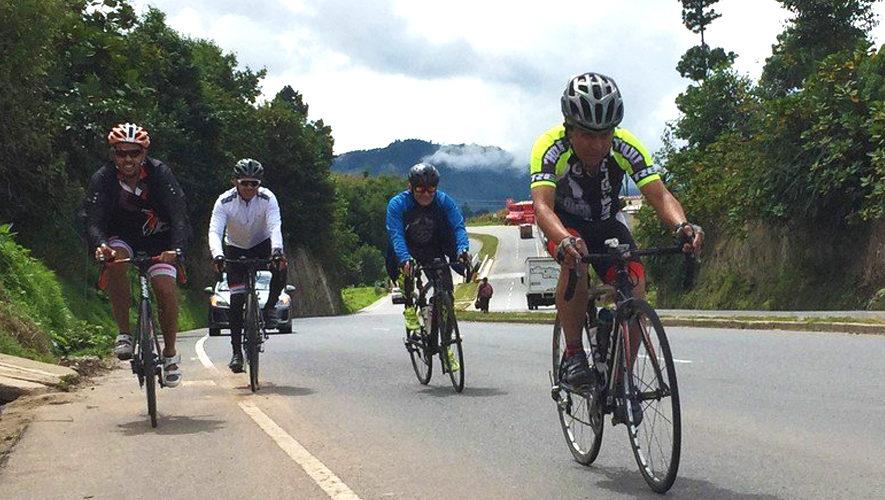 Travesía en bicicleta de Guatemala a Quetzaltenango | Noviembre 2017