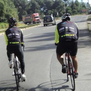 Travesía en Bicicleta Guate-Xela