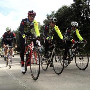 Travesía en Bicicleta Guate-Xela 1