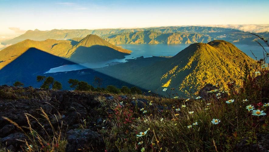 Trilogía a los volcanes del Lago de Atitlán | Diciembre 2017