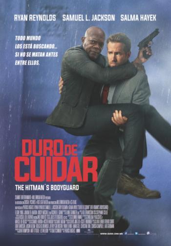 poster Duro de Cuidar