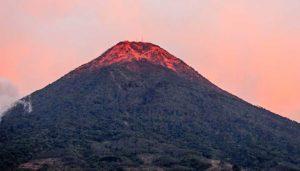 Ascenso al Volcán de Agua por Ruta Alotenango |  Octubre 2017