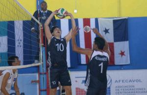 Centroamericano Sub-21 de Voleibol 2017: Guatemala vs nicaragua