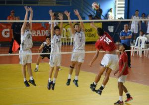 Centroamericano Sub-21 de Voleibol 2017: Guatemala vs panama
