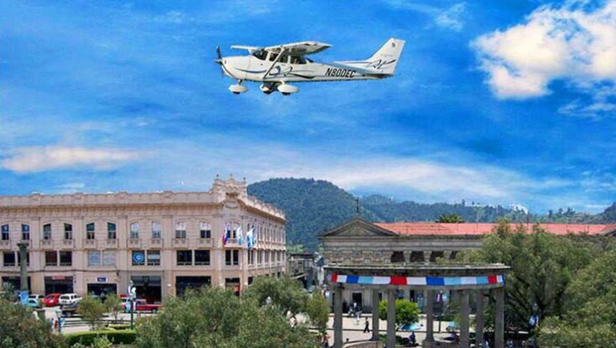 Colazos aéreos en Xelafer | Septiembre 2018