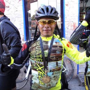 Travesía en Bicicleta Guate-Xela 2