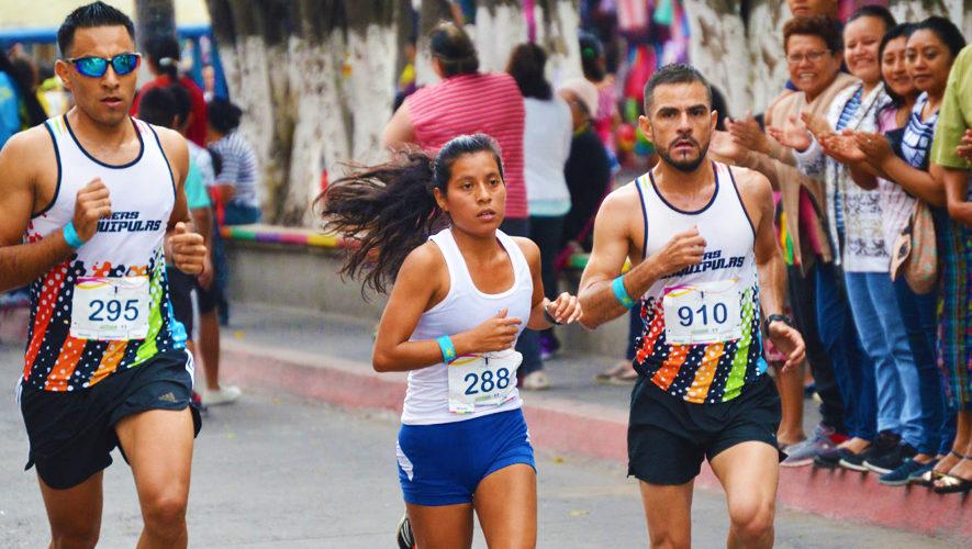 Media Maratón 21K de Esquipulas | Noviembre 2017