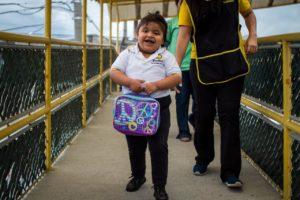 (Foto: Fundación Guatemalteca para Niños con Sordoceguera Alex FUNDAL)
