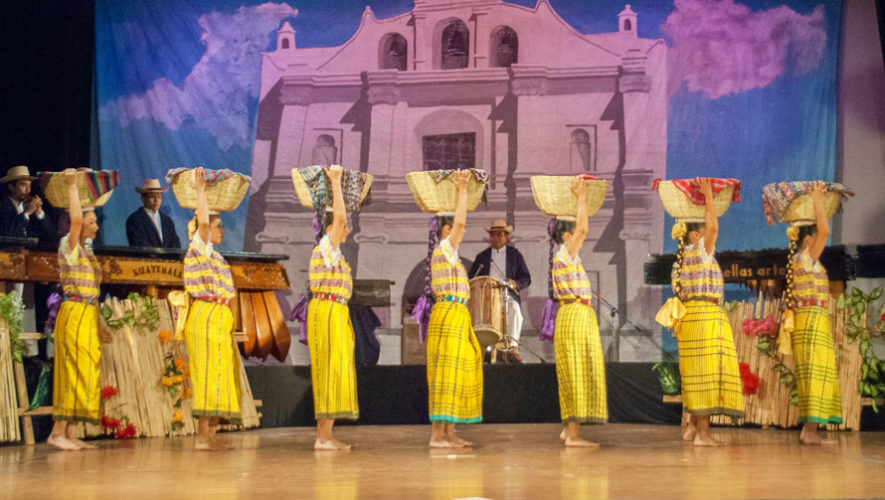 7 danzas folklóricas de Guatemala