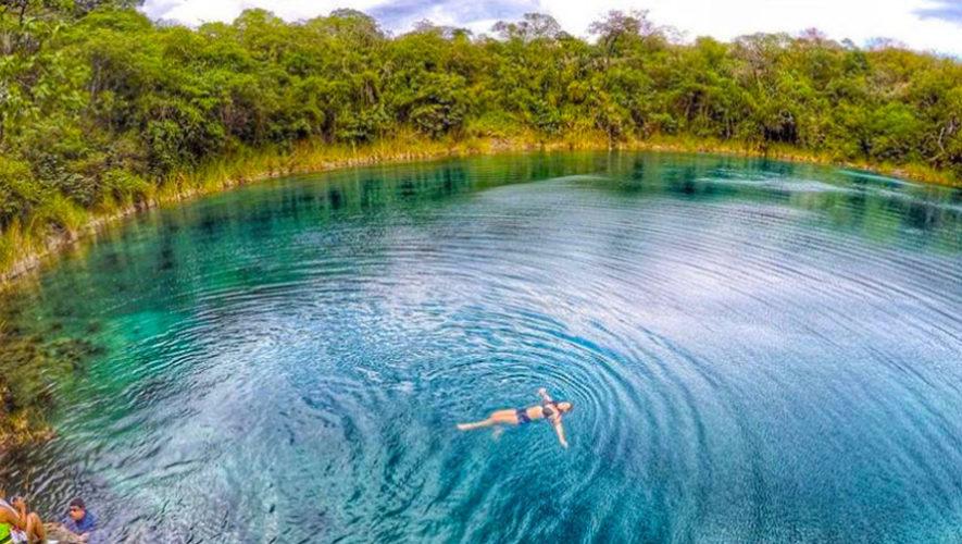 Agrega a tu lista de viajes una visita a los Cenotes de Candelaria, Huehuetenango