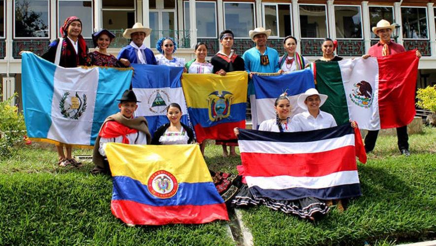 Bailarines representan a Guatemala en el Danzpare 2017 El Salvadador