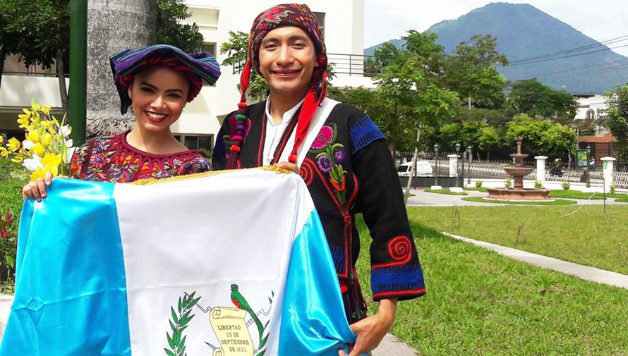 Bailarines representan a Guatemala en el Danzpare 2017 en El Salvadador