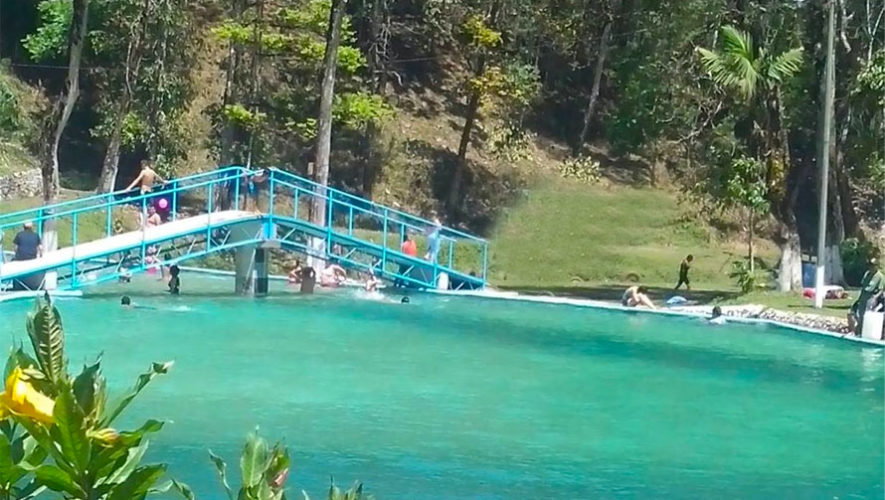 balneario san jos la colonia piscinas de agua termal