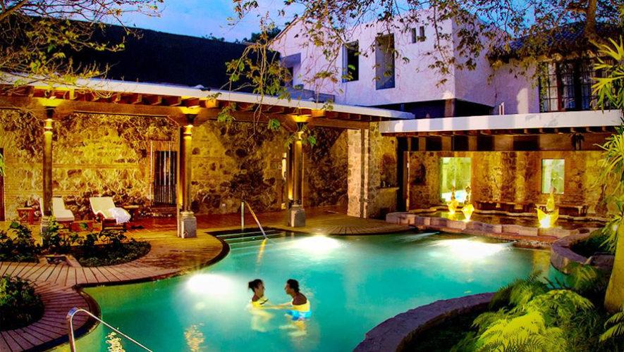 Hotel Casa Santo Domingo Spa