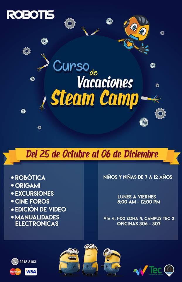 Cursos de vacaciones para niños en Ciudad de Guatemala