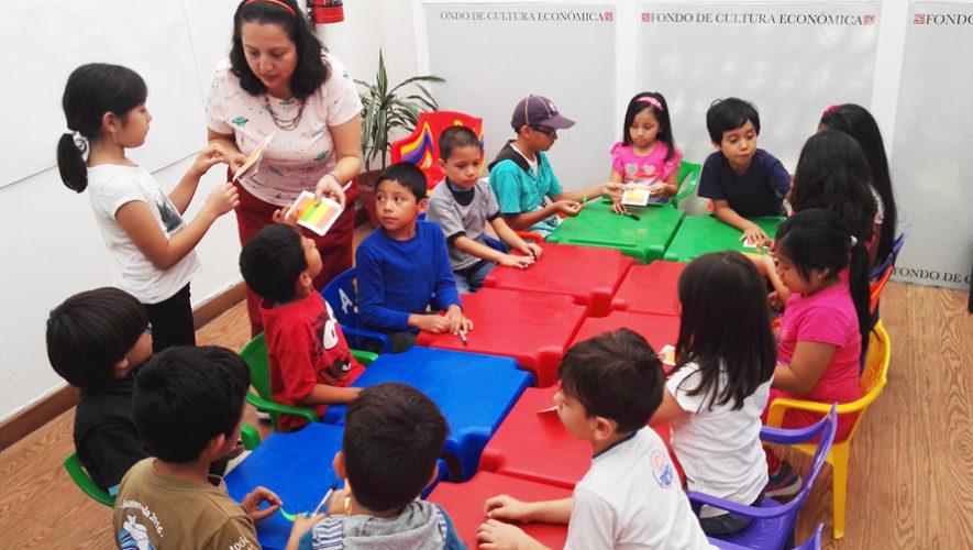 Cursos de vacaciones para niños en Ciudad de Guatemala, octubre 2017