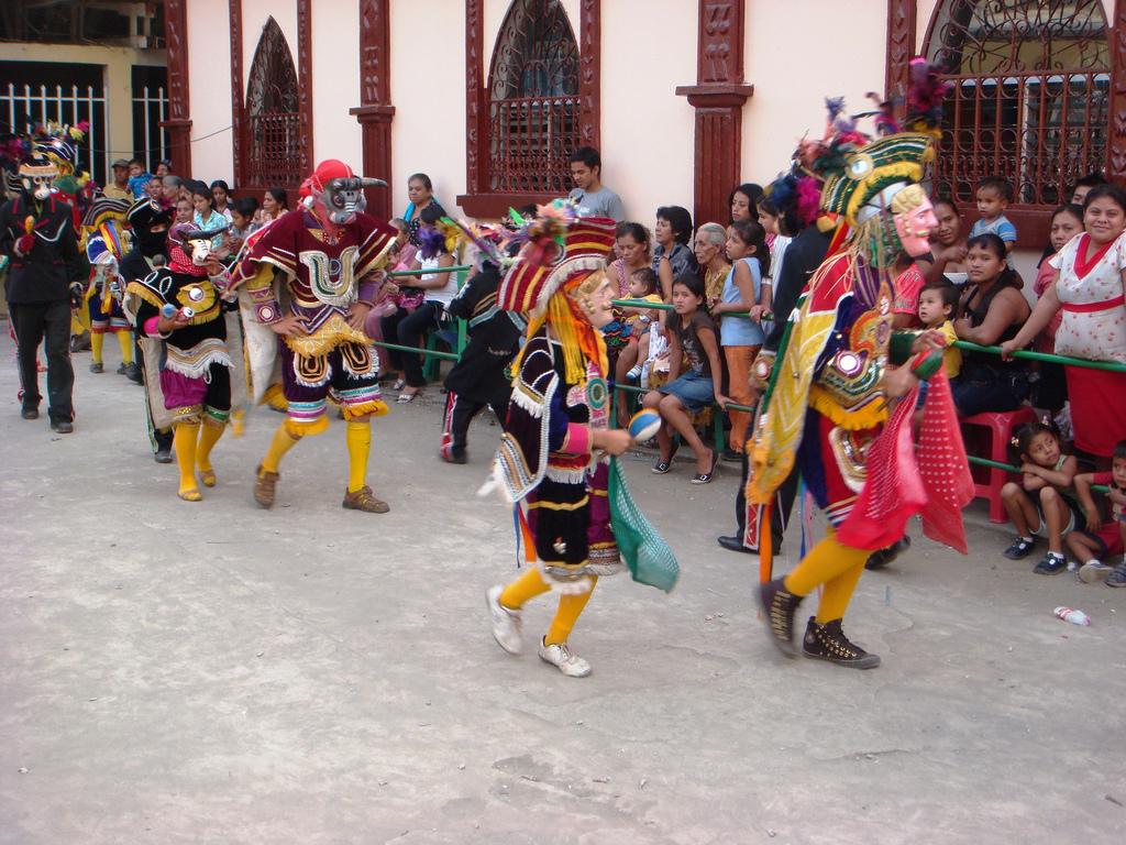 Danza de los Pascarines