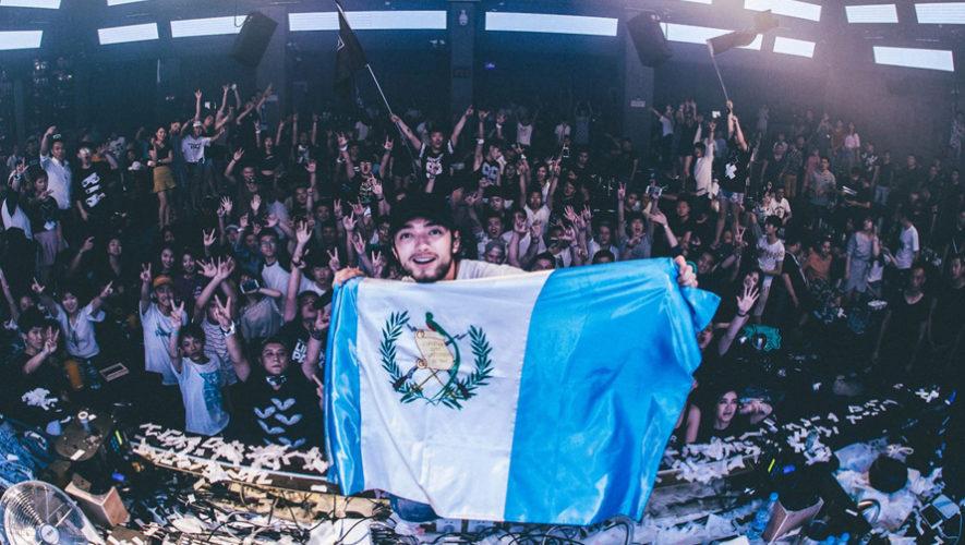 El DJ Carl Nunes representará a Guatemala en Ultra México 2017