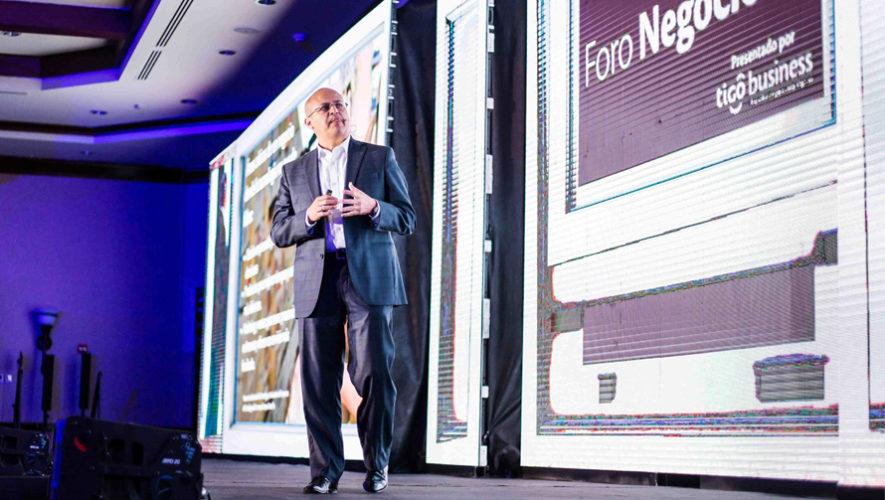 El Foro Negocio de Tigo brindó herramientas tecnológicas para las empresas en Guatemala