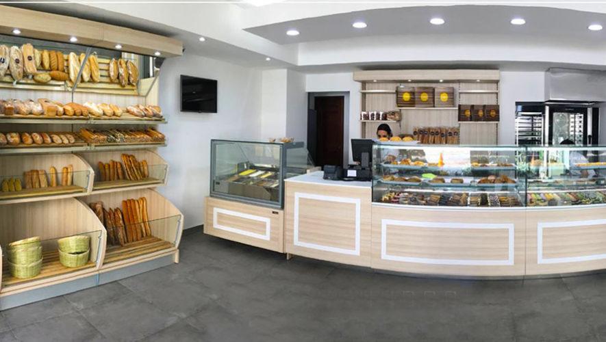 Panader a el parisino panader as famosas de guatemala for Comidas francesas famosas