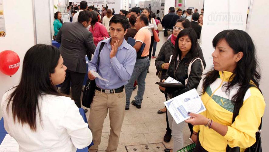 Empleo en Guatemala 2017