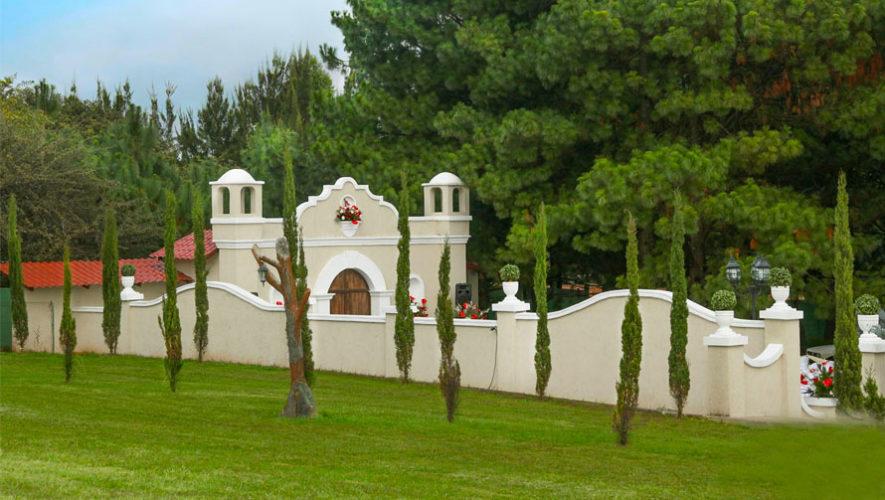 Finca santa b rbara amplios jardines para eventos for Jardines pequenos para eventos df