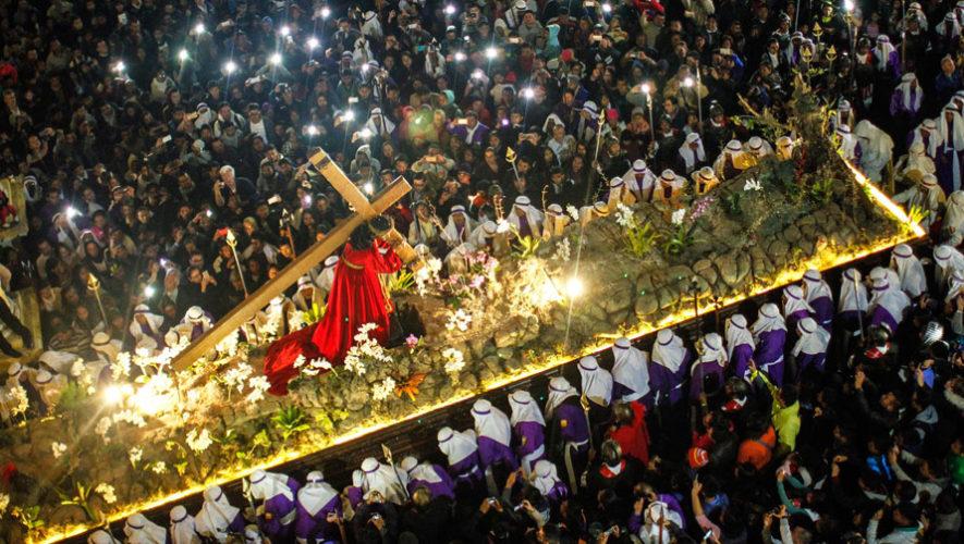 Foto de Semana Santa en Guatemala es publicada en National Geographic