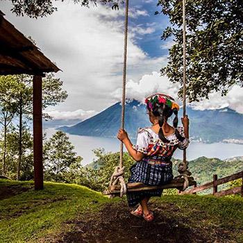 Foto del Lector de National Geographic desde Guatemala