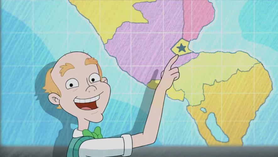 Guatemala aparece en la película de Hey Arnold 2017