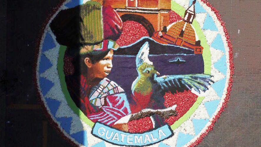 Guatemala participó en el Encuentro Internacional de Alfombristas, México 2017