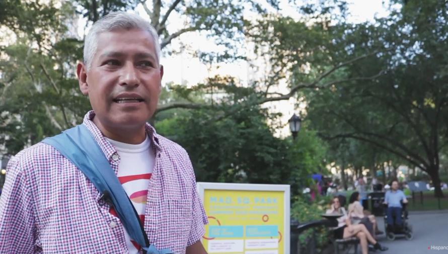 Carlos Rodríguez, el guatemalteco que salva a los animales en Nueva York
