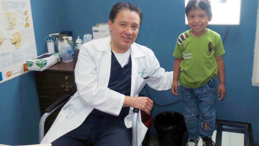 Jornada quirúrgica gratuita de ortopedia para niños y adolescentes