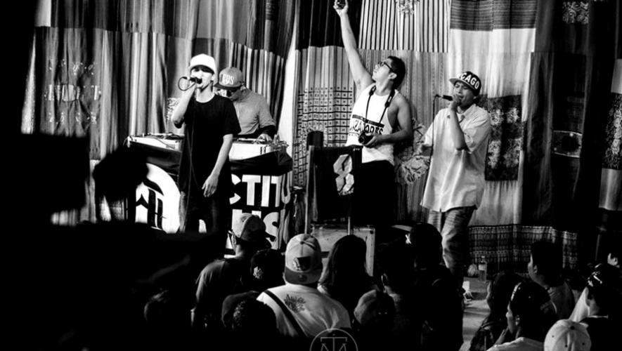 """Concierto """"Independiente"""" de L.A. Crew   Octubre 2017"""