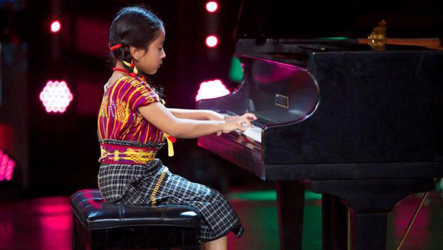 La pianista Yahaira Tubac recibirá el premio Artista Nueva Revelación 2017