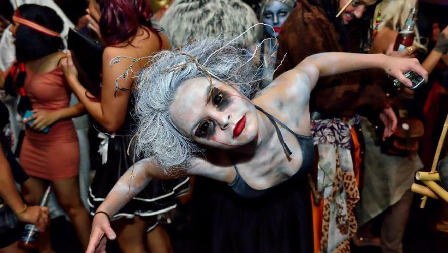"""Fiesta de Halloween """"Creepy Circus""""   Octubre 2017"""