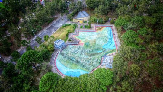 Mapa en Relieve de Guatemala destaca por su exactitud y dimensiones