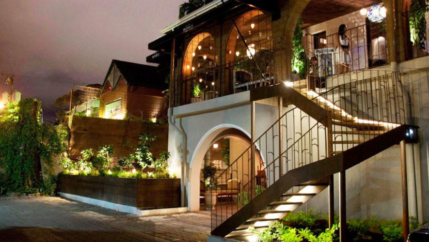 Restaurantes lujosos en la Ciudad de Guatemala