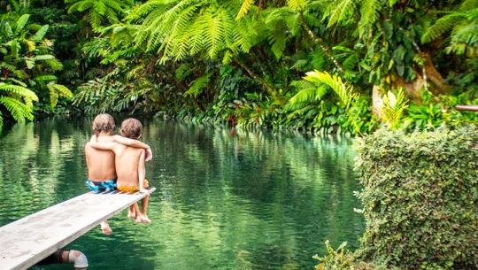 lugares para visitar en familia en Guatemala