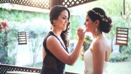 Maquillaje para bodas a domicilio en Guatemala
