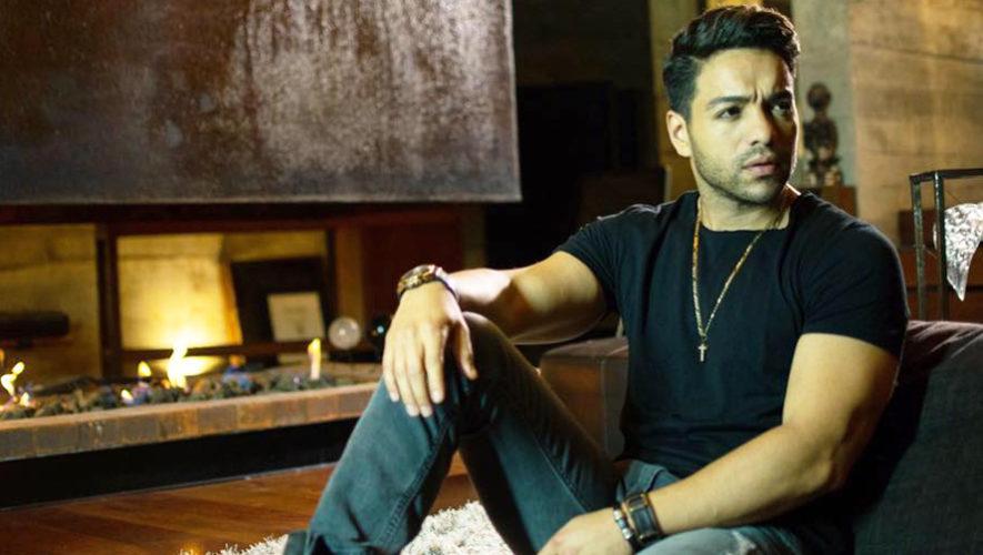 Pedro Cuevas, cantante guatemalteco nominado a los Premios Bandamax 2017