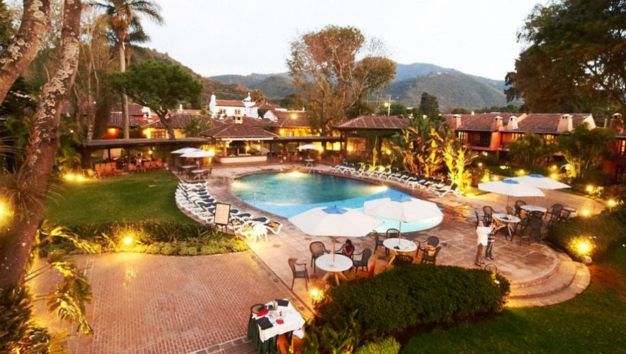 Porta Hotel Antigua X