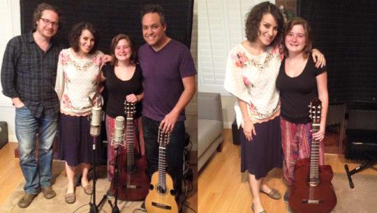 Primer disco de Dominique Hunziker es producido por Gaby Moreno