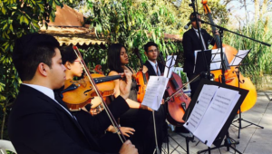 Concierto de Quintento Strauss en Antigua Guatemala | Octubre 2017